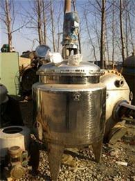 转让多台二手多功能提取罐 二手浓缩蒸发器 二手热风循环烘箱等制药设备