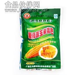 玉米鍋巴 廣西特產休閑小食品袋裝38g