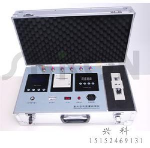泵吸式甲醛检测仪 甲醛检测仪锦程环保 室内空气检测仪