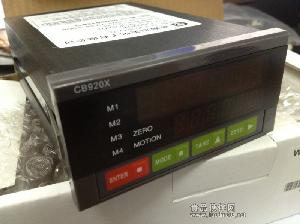 CB920x志美搅拌站系统配料称重显示控制仪表