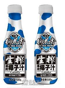 厂家直供椰花香生榨椰子汁口感胜康师傅特种兵椰牛
