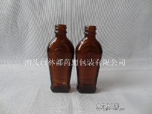 订做棕色玻璃瓶
