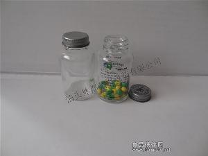 各种广口玻璃瓶 现货销售