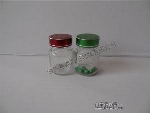 50ml透明广口玻璃瓶