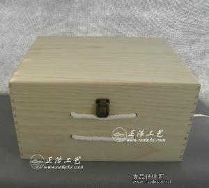 六支装红酒木箱 6红酒木盒 红酒包装盒 葡萄酒木盒 现货批发定做