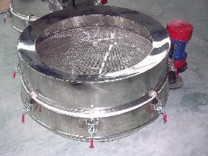 面粉专用筛机S49-600系列高服三元旋振动筛