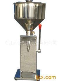 灌装机 定量液灌装机、膏体灌装机!