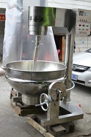 厂家直销 不锈钢行星式夹层锅 电加热 燃气 蒸汽加热夹层锅