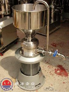 厂家直销 广州不锈钢立式胶体磨 普通和卫生级研磨机