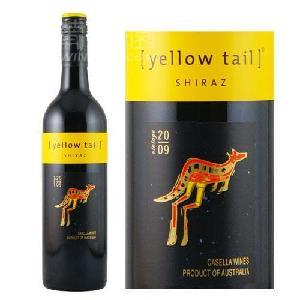 黃尾袋鼠西拉紅葡萄酒