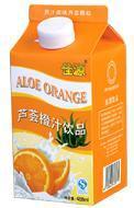 佳源蘆薈橙汁488ml