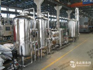 不锈钢二级反渗透纯水设备