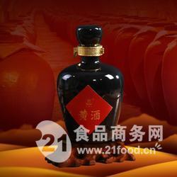 长昇源黄酒黑坛500ml