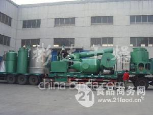 对氯苯甲酸专用旋转闪蒸干燥机生产线