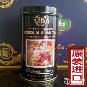 伯爵紅茶 斯里蘭卡 進口密封罐裝