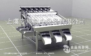 虾分级生产线