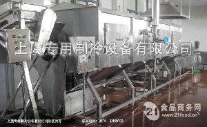 脱水前处理生产线