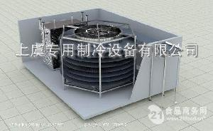 SQS系列单螺旋速冻装置