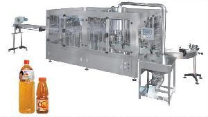 果汁茶饮料三合一灌装机组(RCGF型)