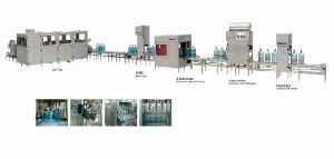 五加仑大桶水灌装生产线