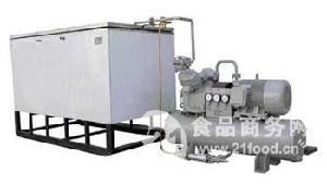 冷饮水箱及冷冻机组