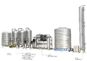 矿泉水、纯净水水处理系统