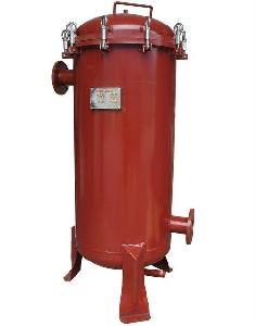 润和直销碳钢袋式过滤器