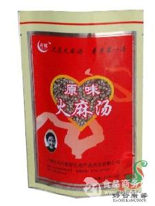 丹瑶原味火麻汤袋装50克x2包 广西巴马特产