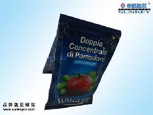 番茄酱印刷铝塑复合包装袋