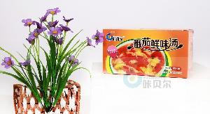 咔贝尔番茄鲜味速食汤