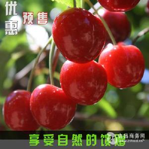 大樱桃车厘子新鲜水果