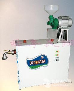 电热米浆玉米面条机