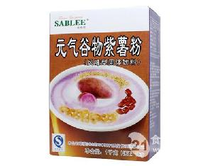 元气谷物紫薯粉
