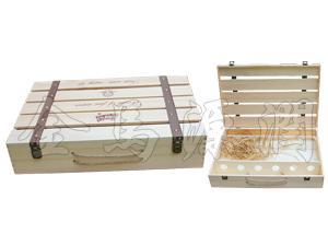 平排六支装木箱