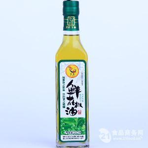 鲜花椒油290ml