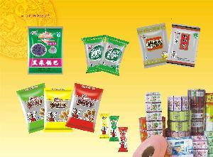 休闲膨化食品包装袋