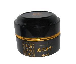 厂家专业生产铝制茶叶罐 98#圆形茶叶罐 铁
