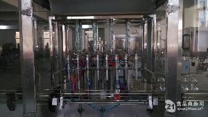蓝莓果汁灌装生产线