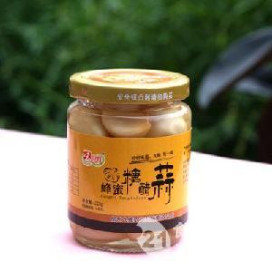 味酷美蜂蜜糖醋蒜 228g/瓶