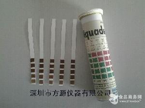 饮料温度试纸检测