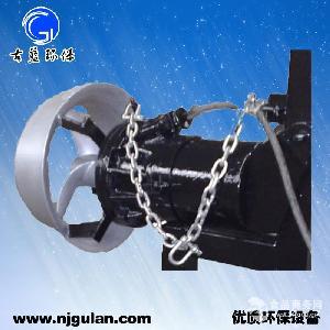 不锈钢潜水搅拌机0.37KW