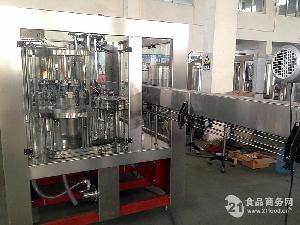 3000瓶/时,瓶装纯净水/矿泉水灌装机