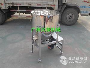 不锈钢四脚立式种子包衣机